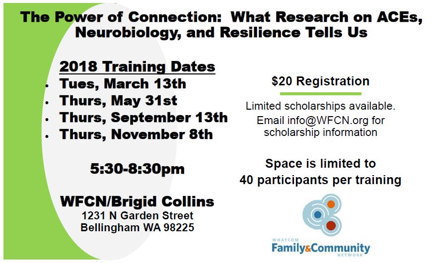 The Power of Connection   Whatcom Family Community Network