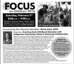 focus on children 2018